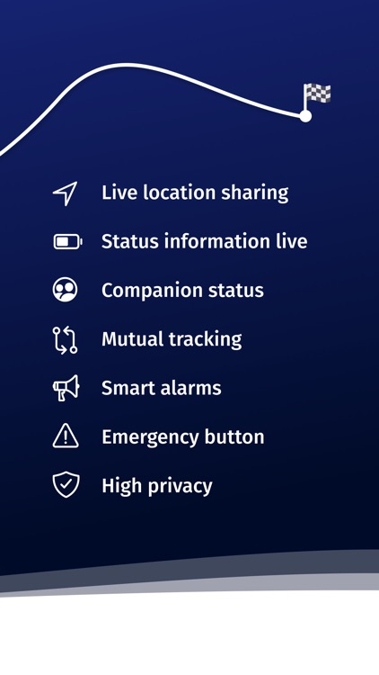 ArriveSafe – Location Sharing screenshot-4