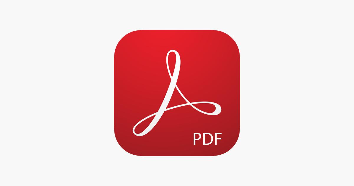 App Store: Adobe Acrobat Reader