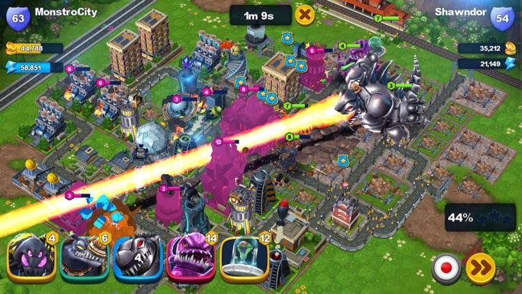 MonstroCity: Rampage screenshot-3