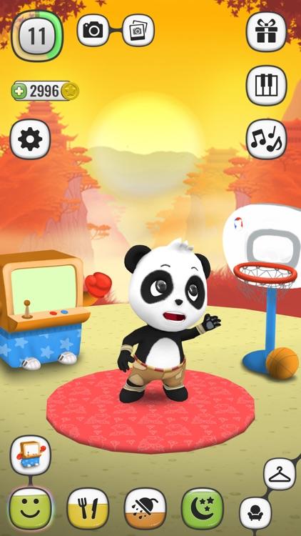 My Talking Panda - Virtual Pet screenshot-0