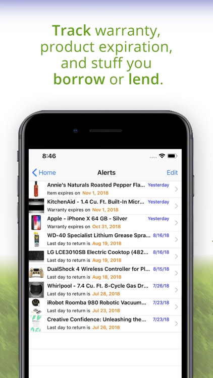 Nest Egg - Inventory screenshot-3