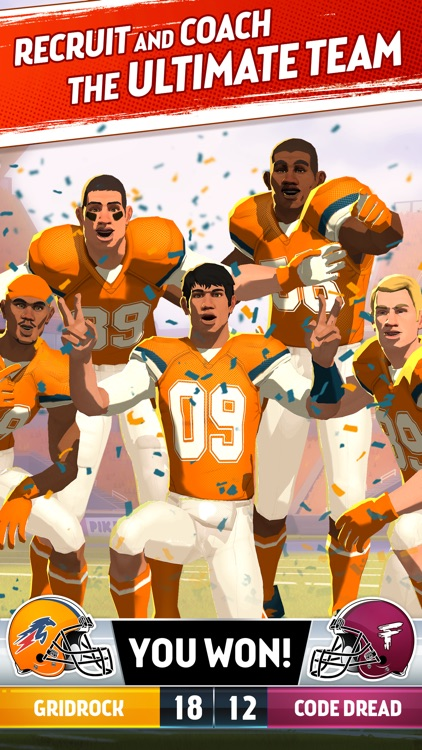 Rival Stars College Football screenshot-0
