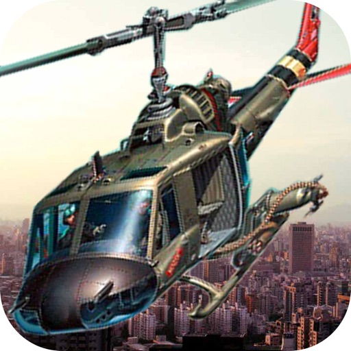 Helicopter Driving-Sky Flying