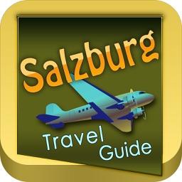 Salzburg Offline Map Guide