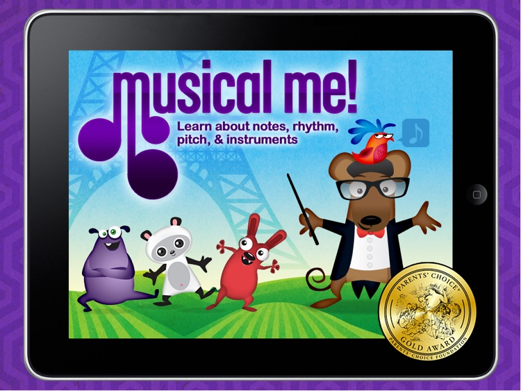 Musical Me! – Kids Songs Music