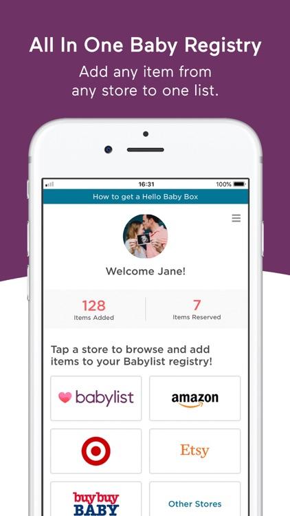 Babylist Baby Registry by BabyList Inc