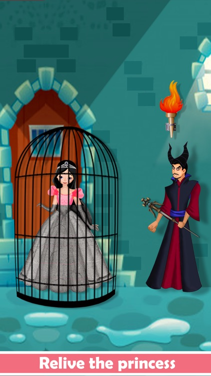 Word Game Rescue Princess screenshot-3