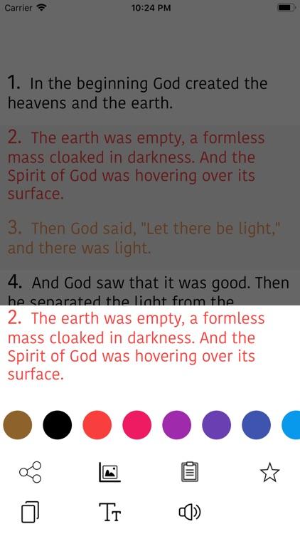 Amplified Bible with Audio Pro screenshot-7