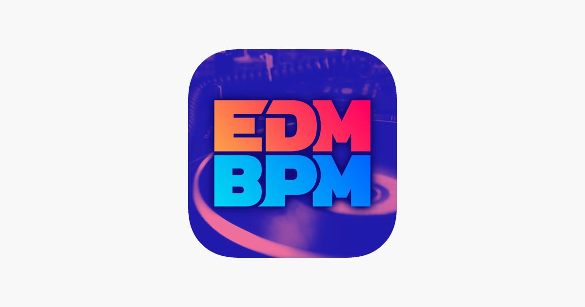 EDM BPM - BPM Counter for DJs on the App Store