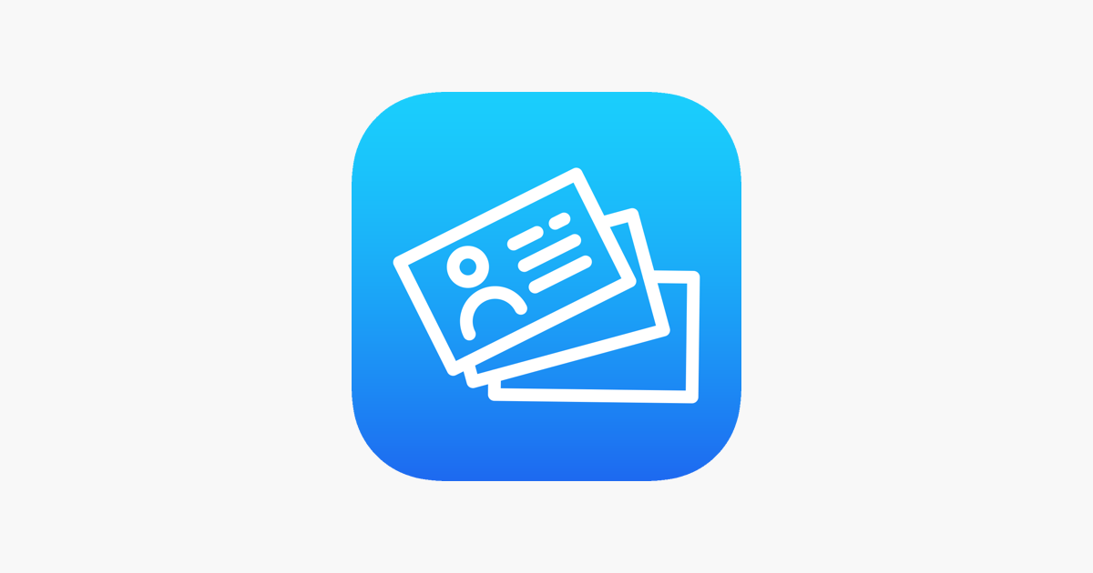Business Card Scanner With Ocr Im App Store