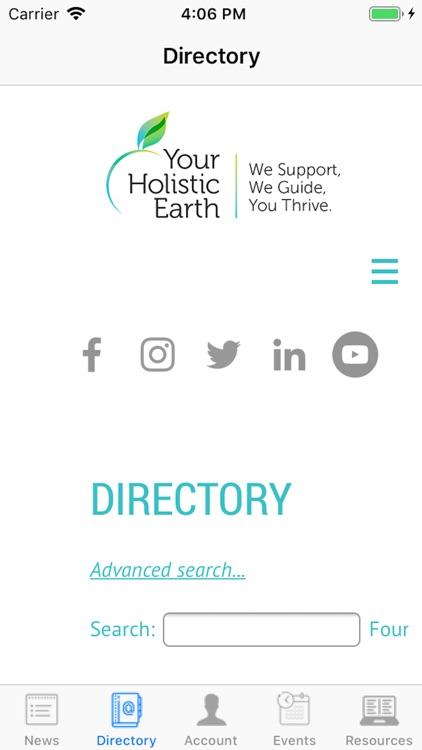 Your Holistic Earth screenshot-4