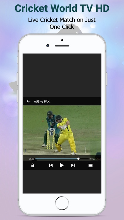 Live Cricket World TV HD by Thomas Rowlands