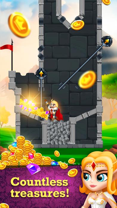 騎士物語 - パズルのおすすめ画像3