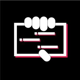 易弹幕 - 全网最易用的手持弹幕神器