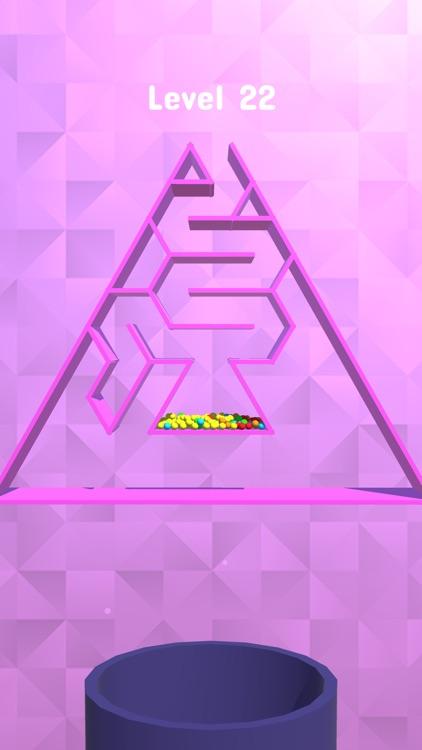 Balls Rotate 3D - Maze Puzzle screenshot-3