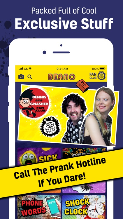 Beano – Funny stuff every day screenshot-2