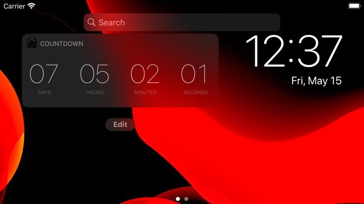 Countdown ◌