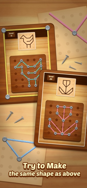 Line Puzzle: String Art on the App Store