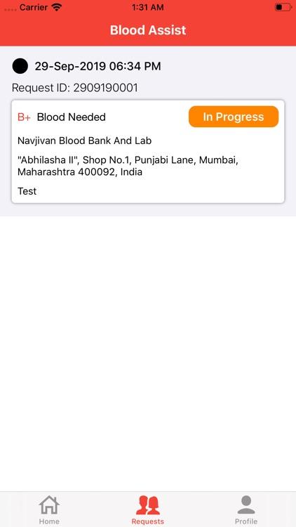 Blood-Assist screenshot-4