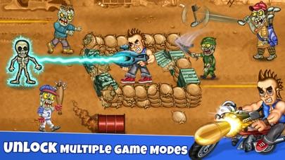 Last Heroes - Zombie Shooter Screenshot