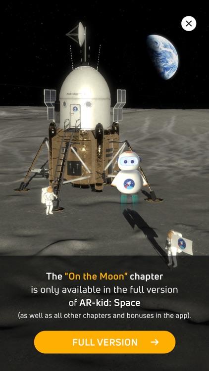 AR-kid: Space Lite screenshot-3