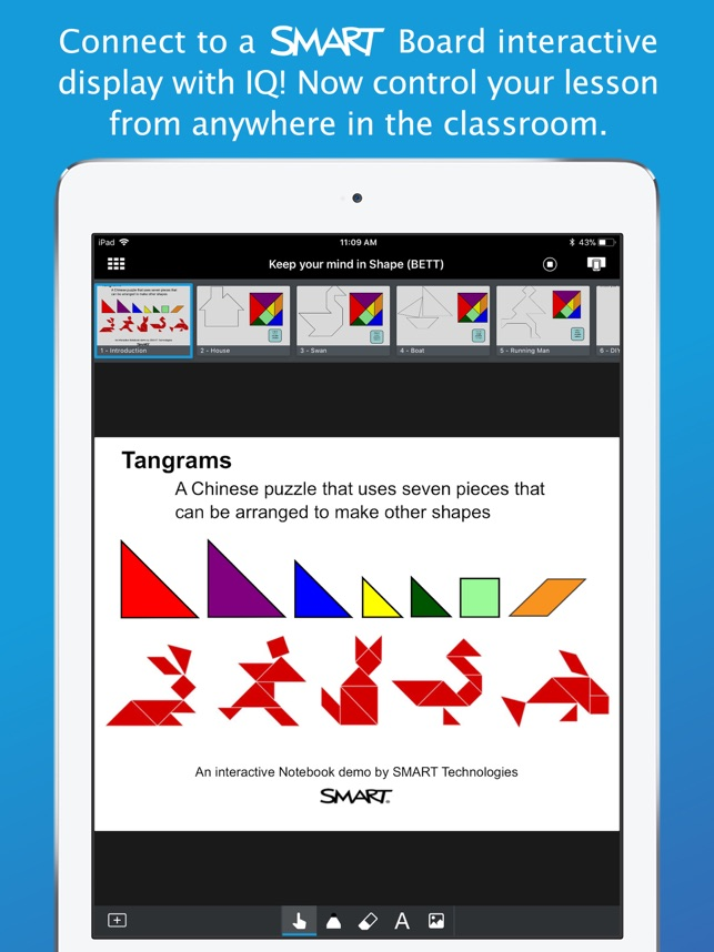 SMART Notebook Player on the App Store