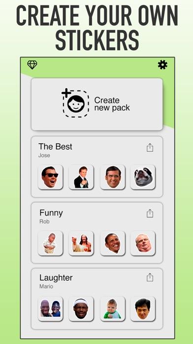 Stickers Maker WhatsAp screenshot 1
