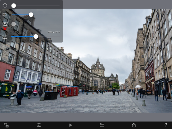 Wide Conversion Lens screenshot 8