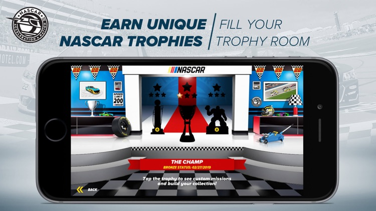 NASCAR Acceleration Nation screenshot-2