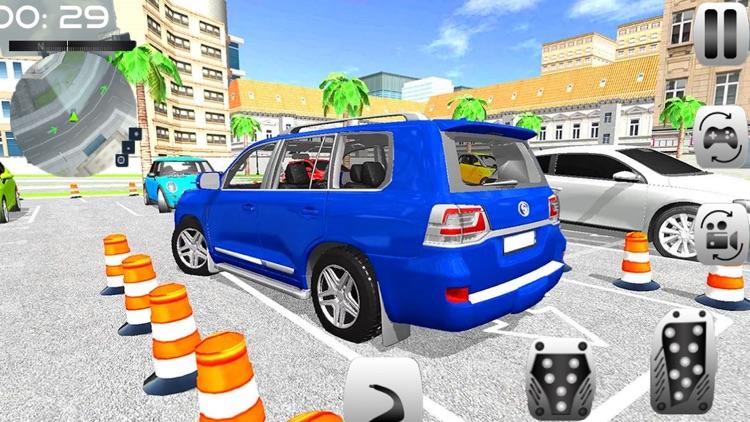 Prado Car Simulator 2021