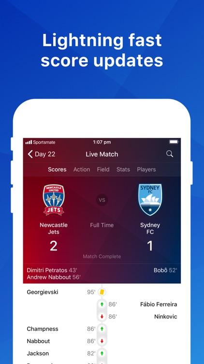 A-League Live: Soccer News screenshot-0