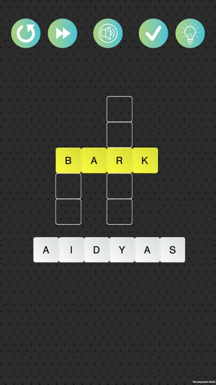 Word Crossing Puzzle