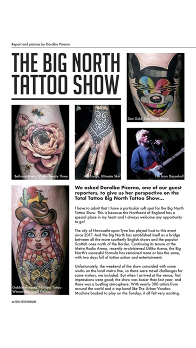 Total Tattoo Magazine for Pc - Download free Lifestyle app
