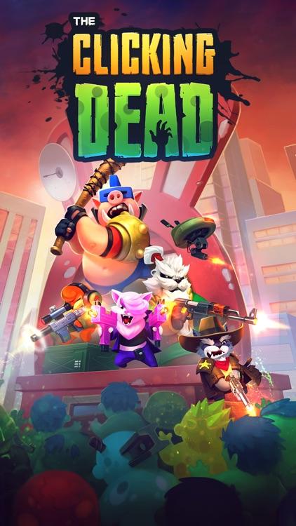 Clicking Dead: Zombie Killing screenshot-4