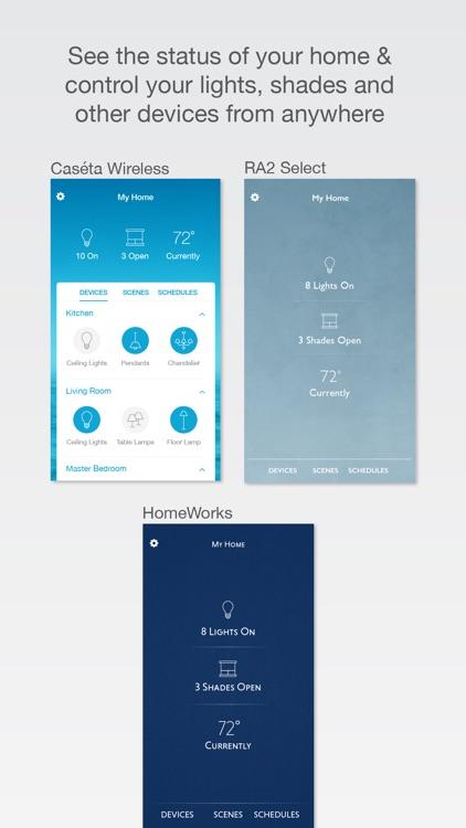 Lutron App screenshot-0