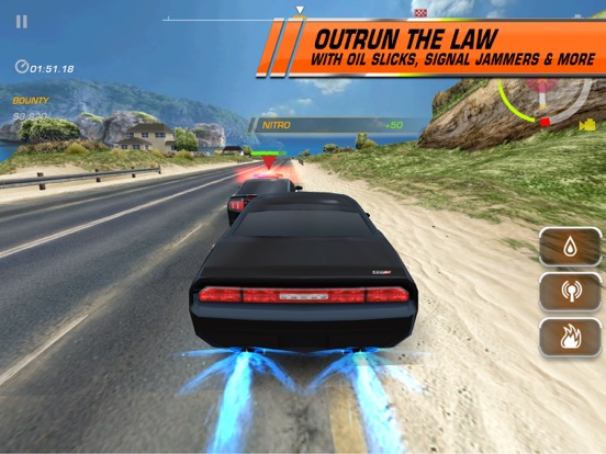 Need for Speed™ Hot Pursuit for iPad - iPad Preview