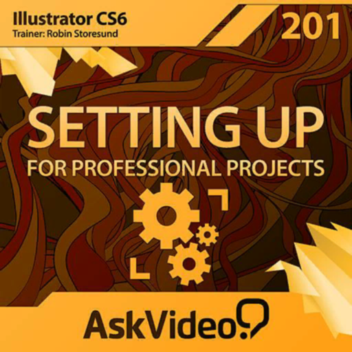Set Up Course For Illustrator