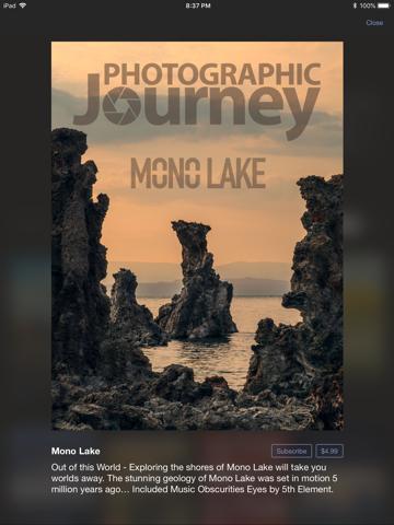 Photographic Journey - náhled