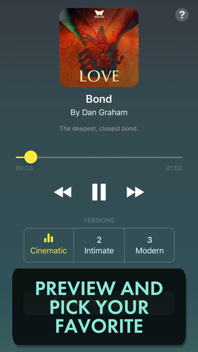 MovieMusic | Music For Videos screenshot