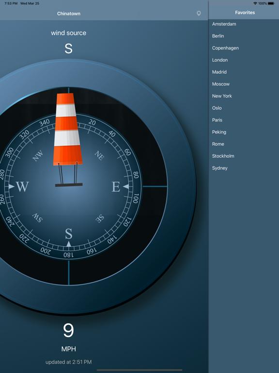 Windsock - Wind direction screenshot 9