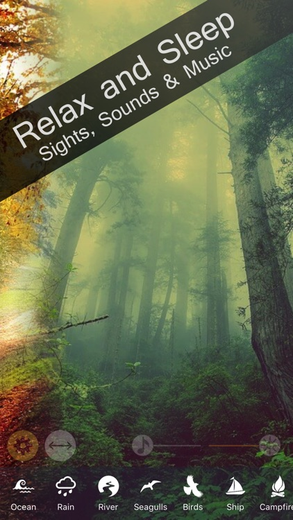 Relax Utopia: Sleep Timer