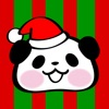Pandaaa!!! Xmas Stickers