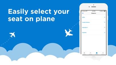 Screenshot for Baku Airport in Azerbaijan App Store