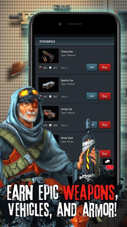 Zombie Slayer: Survival screenshot-3