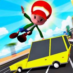 Rush Hour - Endless Car Jump