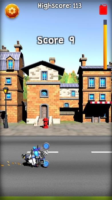 Screenshot #3 pour Wheelie Or Die - Wheelie game