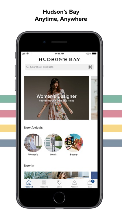 Hudson's Bay: Shop Online by Hudson's Bay Company