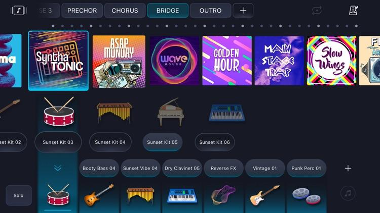Soundle: Music Maker, DJ mixer screenshot-0