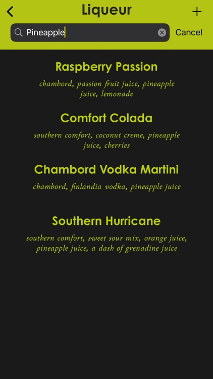 Cocktail Manual screenshot-3