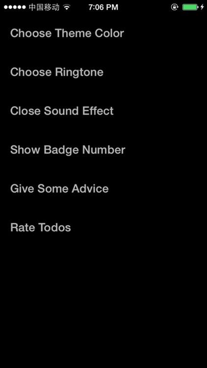 Todo - Task & Reminder List screenshot-4